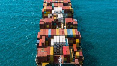 Photo of Frete marítimo ultrapassa US$ 10 mil por contêiner e penaliza comércio exterior brasileiro